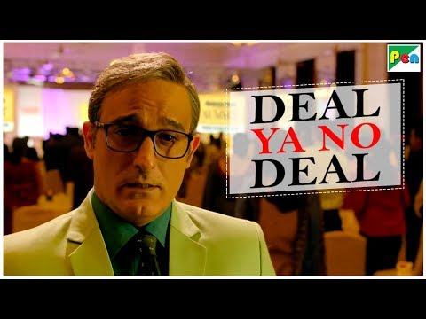 The Accidental Prime Minister | Dialogue Promo | Deal Ya No Deal | Anupam Kher, Akshaye Khanna