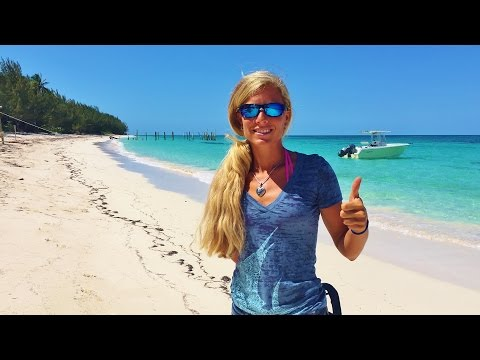 Tiny Plane to Andros, BS and Joe's Island Tour, Day 1 VLOG