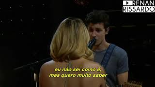 Shawn Mendes & Julia Michaels - Like to Be You (Tradução)