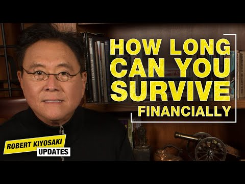 Are You Prepared for a layoff, Illness, or Divorce?- Robert Kiyosaki Quarantine Updates
