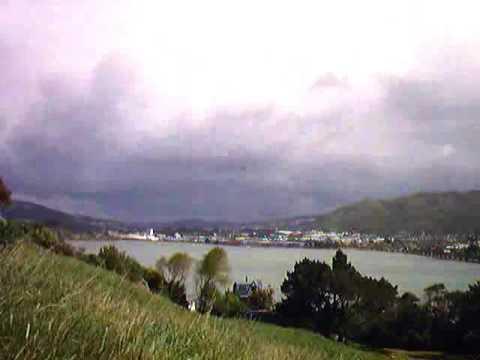 Southerly Front - Porirua Harbour - Wellington 2008