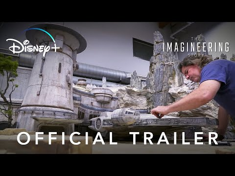 The Imagineering Story   Official Trailer   Disney+