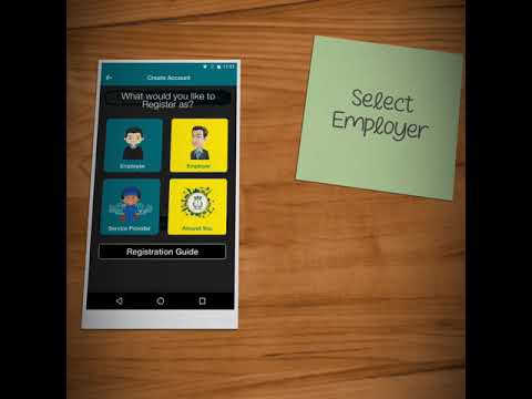 JOS - Registration Guide of Employer