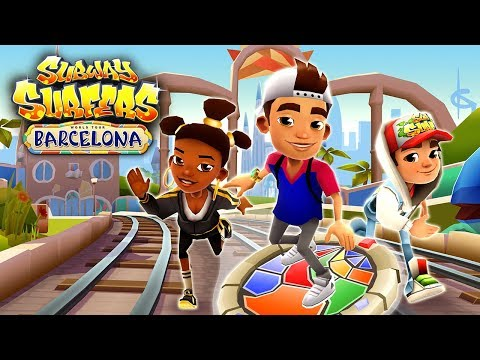 Subway Surfers World Tour 2017 - Barcelona