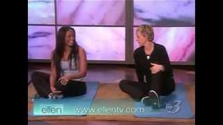 Melanie B   The Ellen DeGeneres Show 17 02 2009