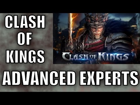 ADVANCED EXPERT CLASH OF KINGS STRATEGY (CLASH OF KINGS ADVANCED TIPS AND TRICKS)