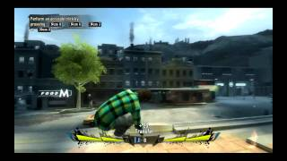 Shaun White Skateboarding HD Gameplay PC