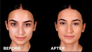 How To: Apply Stick Foundation For Oily & Dry Skin ft. Hourglass | Sephora