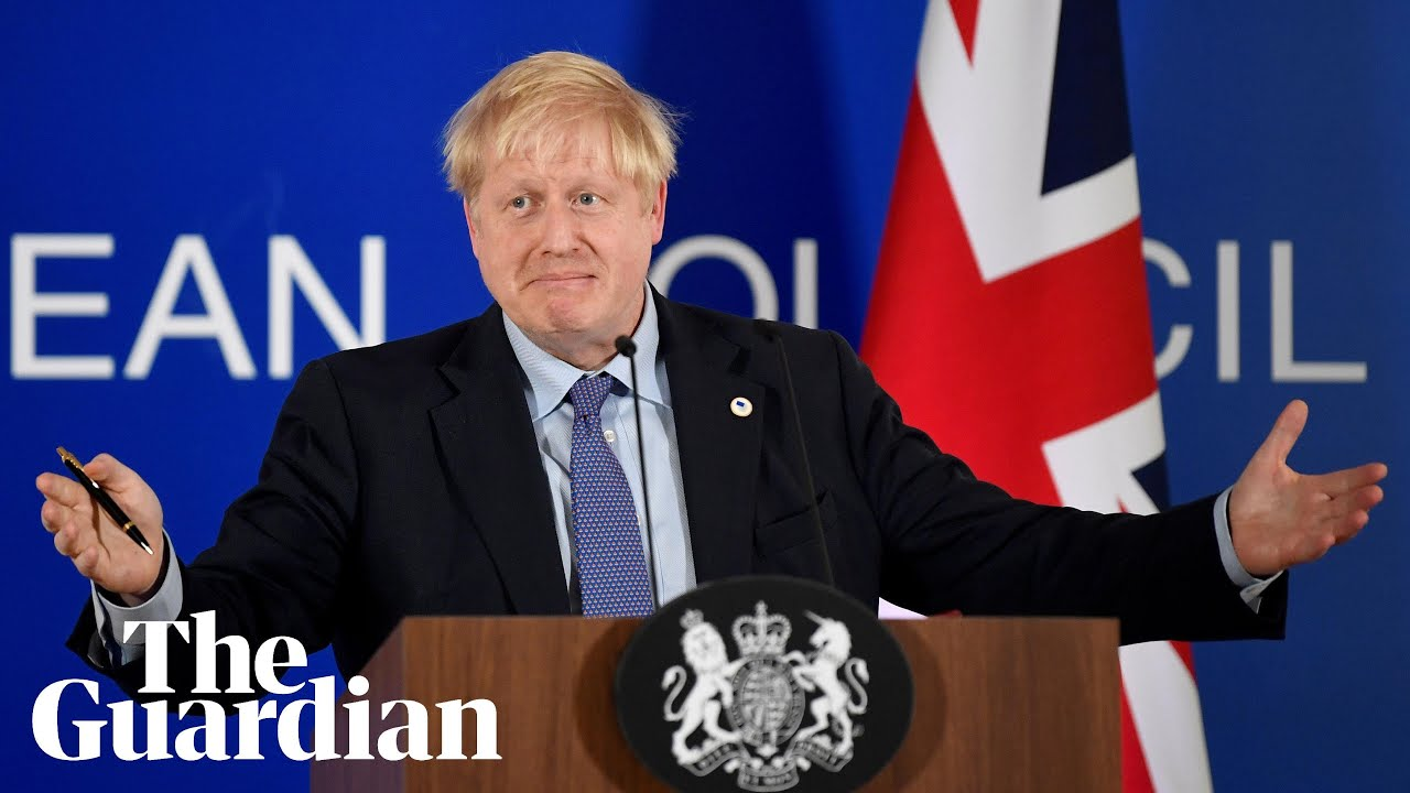 Boris Johnson Now Needs Parliament to Back Brexit Deal