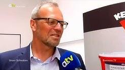 """KEIM Reportage bei """"Unser Schwaben"""" im Augsburg TV"""