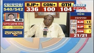 Election Result 2019: Damodar Rout Statement Predicts That His…