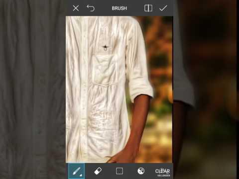 Picsart Editing Tutorial By Rahul Ingale (SR Edits)