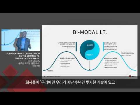Red Hat Forum 2016 Seoul - TRACK3 Mark Coggin