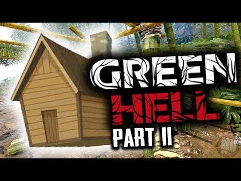 Green Hell Indonesia #11 - AKHIRNYA BASE...