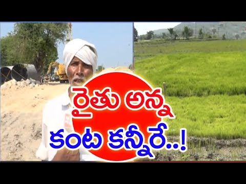 Farmers Are Worrying About  Damage Of Crops In Kaleshwaram | MAHAA NEWS