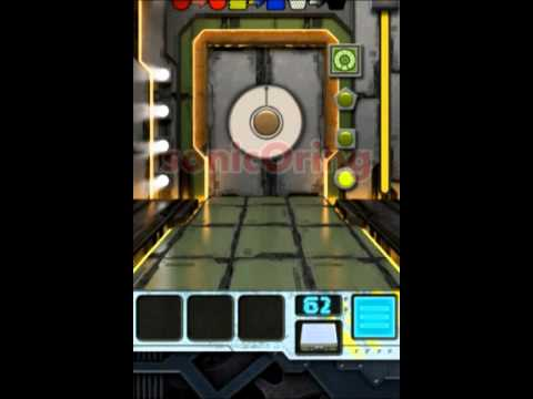 100 Doors Alien Space Level 62 Walkthrough