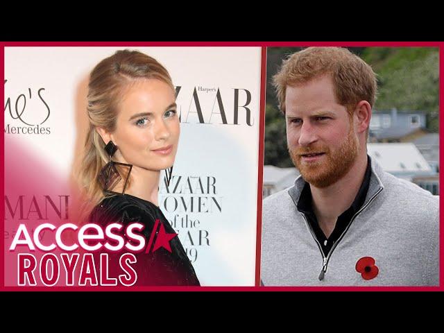 Prince Harry's Ex Cressida Bonas' Fears During Royal Romance