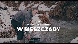 Bieszczady #1 - Z dnia na dzień spakowała plecak i przeprowadziła się w Bieszczady