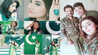 javeria saud special celebrations on independance day 14 august 2018