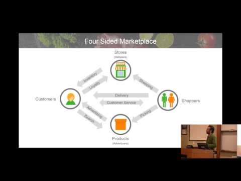 Jeremy Stanley: Data Science at Instacart