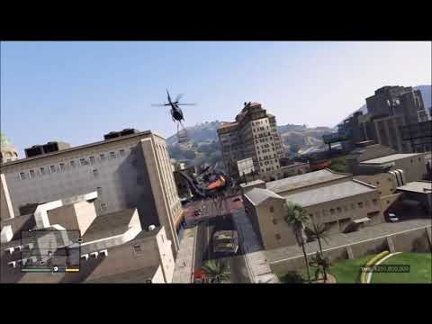 GTA 5: 'The Big One' Final Heist ($900 Million)