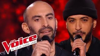 Queen – The Show Must Go on | Slimane VS François Micheletto | The Voice France 2016 | Battle