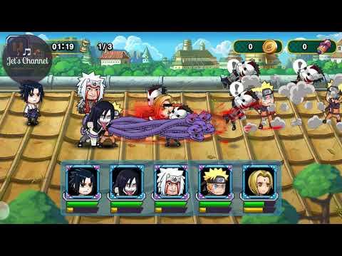 Chapter 4: Chunin Trial (Heroic)   Ninja Rebirth - Monster Legend   Jet's Channel