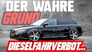 Stahlwerkz - Der wahre Grund für das Dieselverbot!   Teil 1   Vorstellung - Audi B7