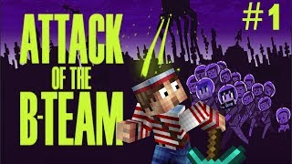 ALL THIS NONSENSE! (Attack of the B-Team /w DjWafflez) #1