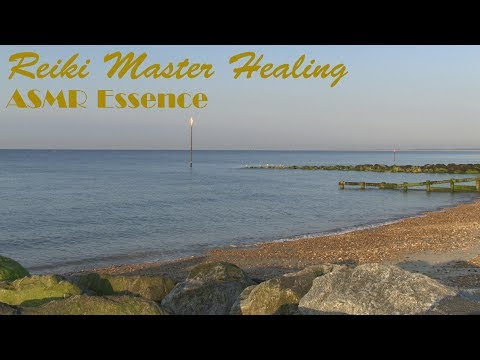 Reiki Guided Healing Meditation 5 Sessions 2hr Ocean Visuals Relaxation Stress Anxiety Peace & Sleep