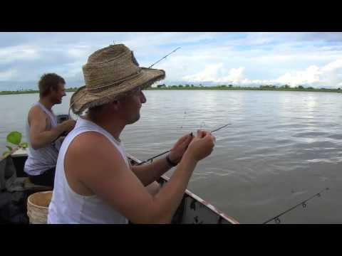 Fishing In Paraguay