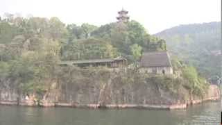 Yangtze River Cruise, Xiling Gorge - China Travel Channel