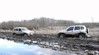 Chevy-niva Волгоград начало