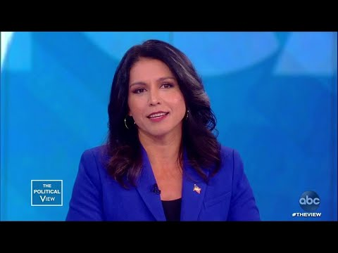 The Vinnie Penn Project - Tulsi Gabbard Shuts Down 'The View'