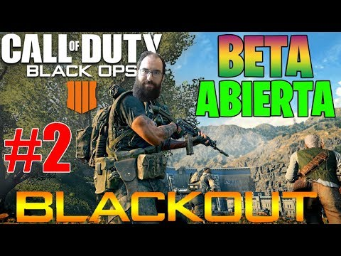 BLACKOUT - BATTLE ROYALE CALL OF DUTY BLACK OPS 4 - GAMEPLAY thumbnail