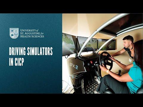 New Driving Simulators in CICP Video