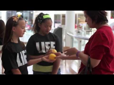 Outreach 2013 -- When Life gives you lemons...
