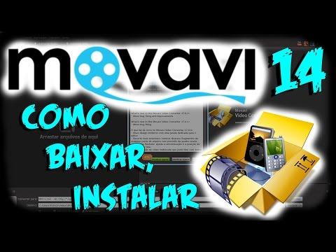 Download Movavi Video Converter 14 - Crackeado 2016