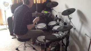 Duran Duran - Come Undone (Roland TD-12 Drum Cover)