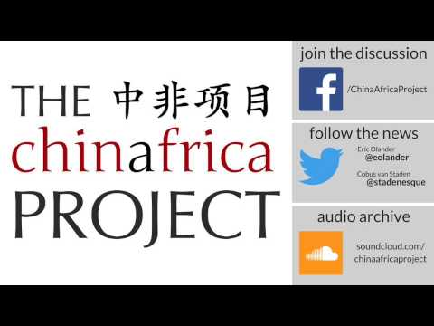 """China's role in Africa's """"Looting Machine"""""""