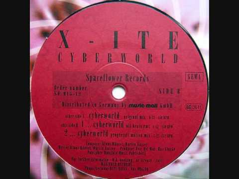 X-Ite - Cyberworld (Original Mix)