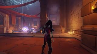 Where Does Widow Keep Her Ammo?! - Overwatch Funny & Epic Moments 281 - Highlights Montage