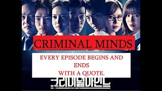 "Video ""CRIMINAL MINDS"" - Quotes  ( LEE JOONGI)  2017 Kdrama download MP3, 3GP, MP4, WEBM, AVI, FLV Oktober 2018"