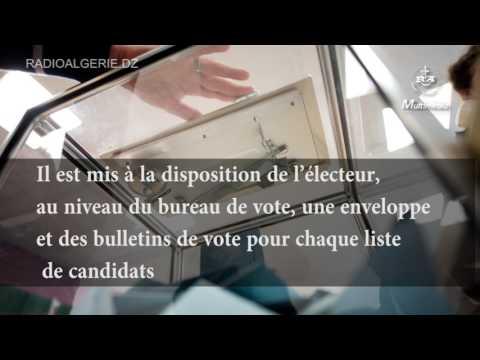Comment voter le jour d'élection