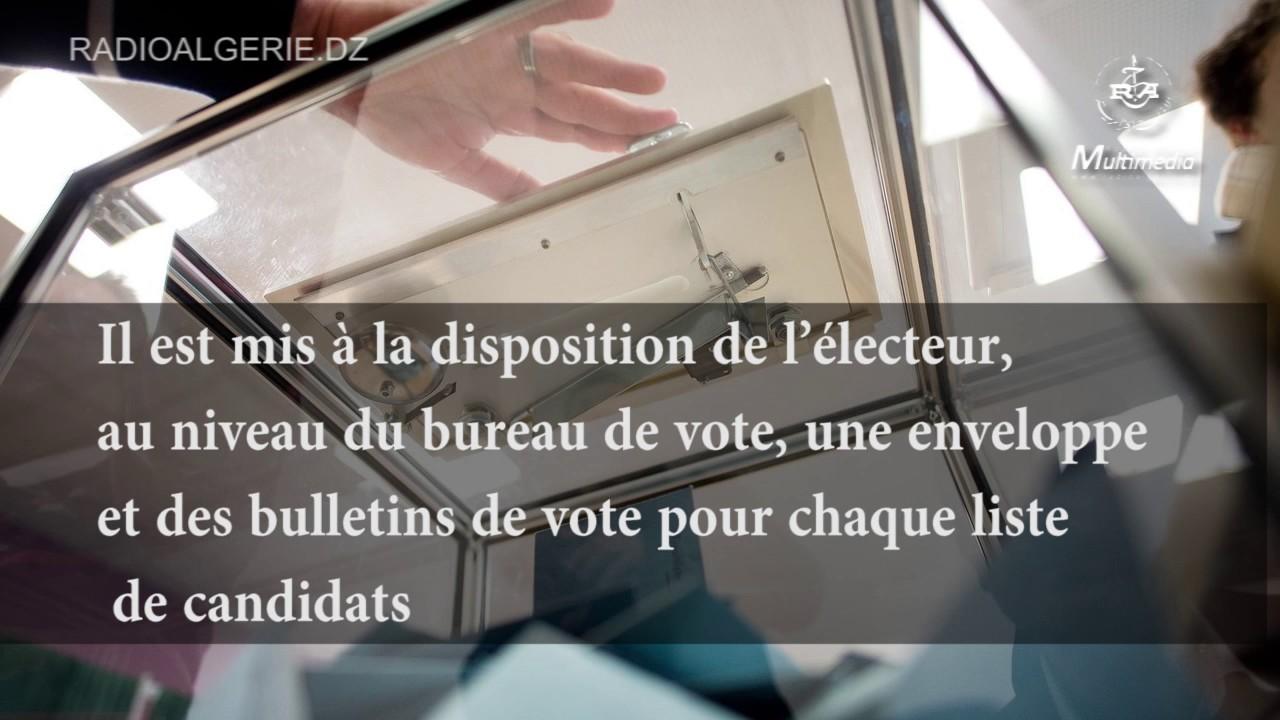 Comment voter le jour d élection youtube