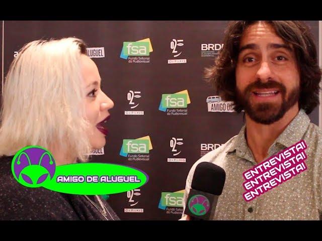 AMIGO DE ALUGUEL (SÉRIE) | Entrevista com o elenco