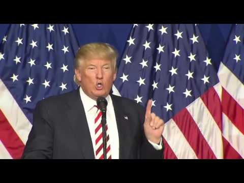 Donald Trump Wilmington Oh FULL Speech 9/1/16