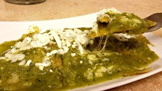 How to make Chilaquiles - Chilaquiles Verdes