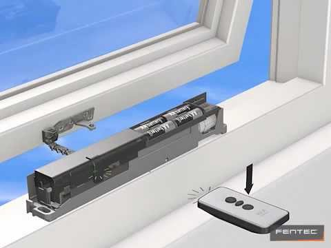 Fentec Axa 2 0 Wireless Window Opener Installation Guide
