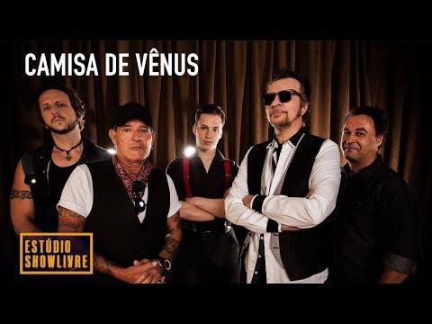 Camisa de Vênus no Estúdio Showlivre - Apresentação na íntegra (material offline)